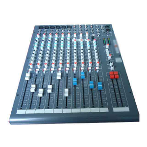 ZED-14 Professional Audio Power Mixer