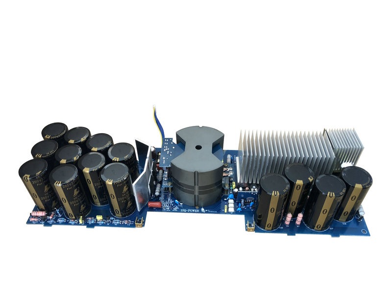 FP10000Q 4 Channel Switching Power Amplifier