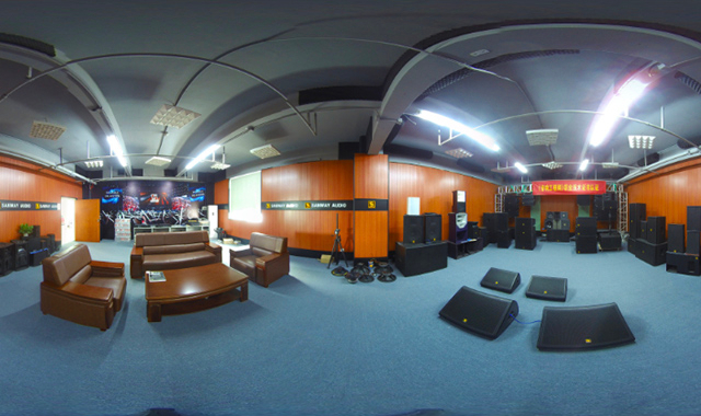 SANWAY Audio Showroom