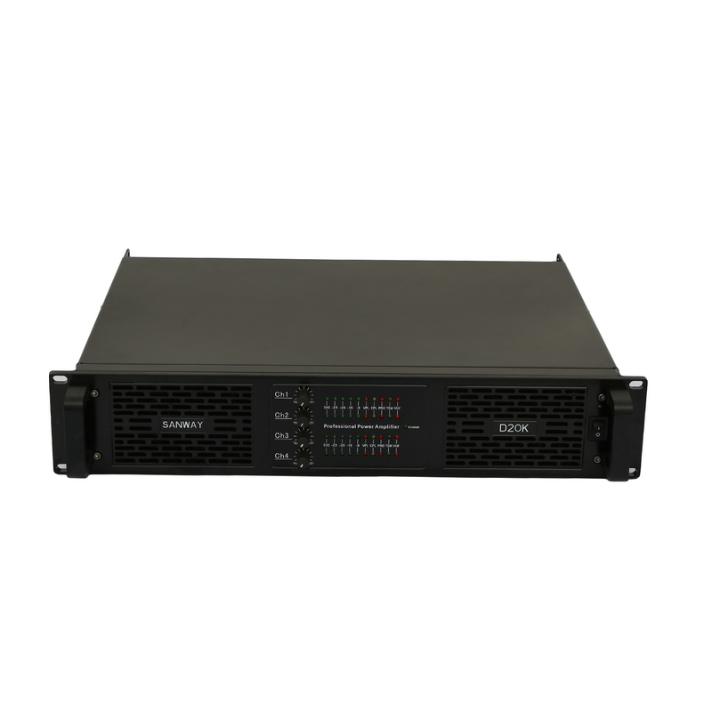 FP20000Q D20K Class D DJ Power Amplifier 4 Channel