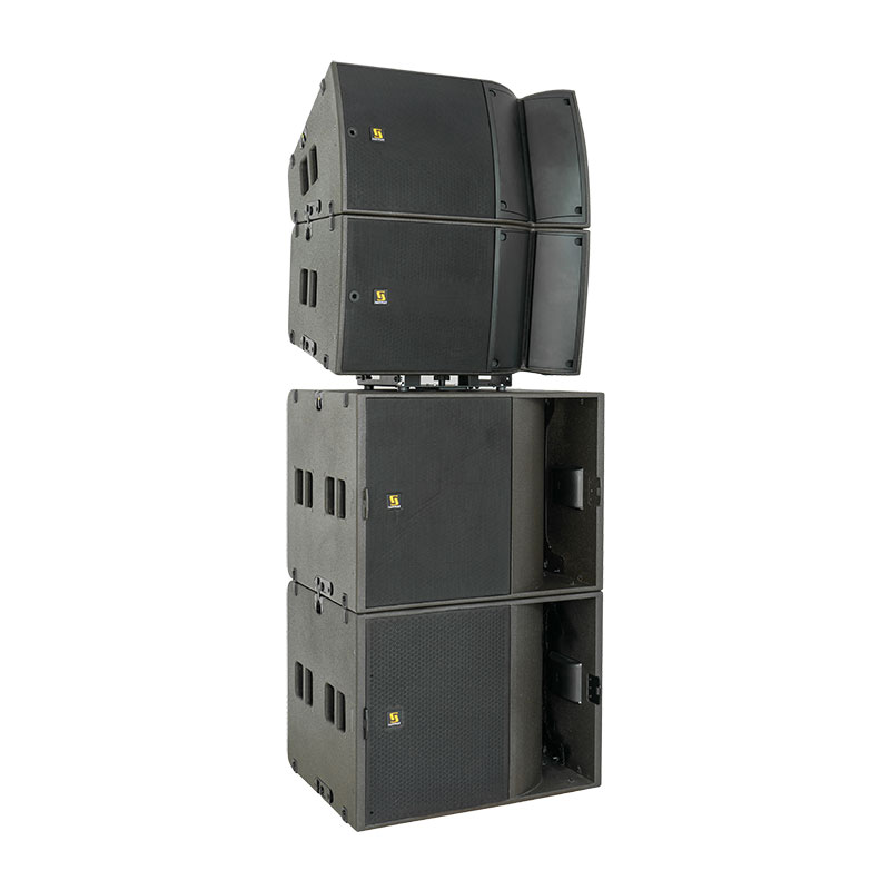 A15 Focus Single 15 Inch Pro Passive Sound System Line Array Speakers for Concert
